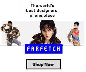 Farfetch موجود من أجل حب الموضة