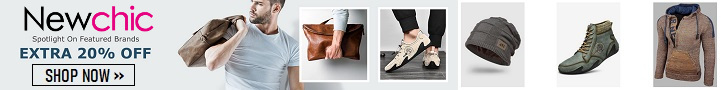 تسوق كل ما تحتاجه للأزياء على NewChic.com